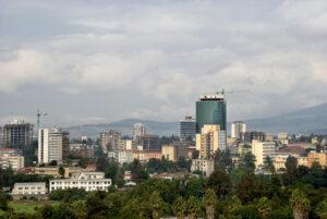 Addis Ababa, Ethiopia Skyline