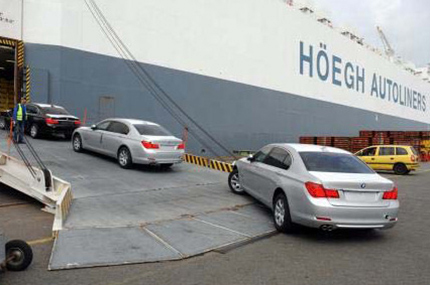 International Automobile Transport | Overseas Car Shipping